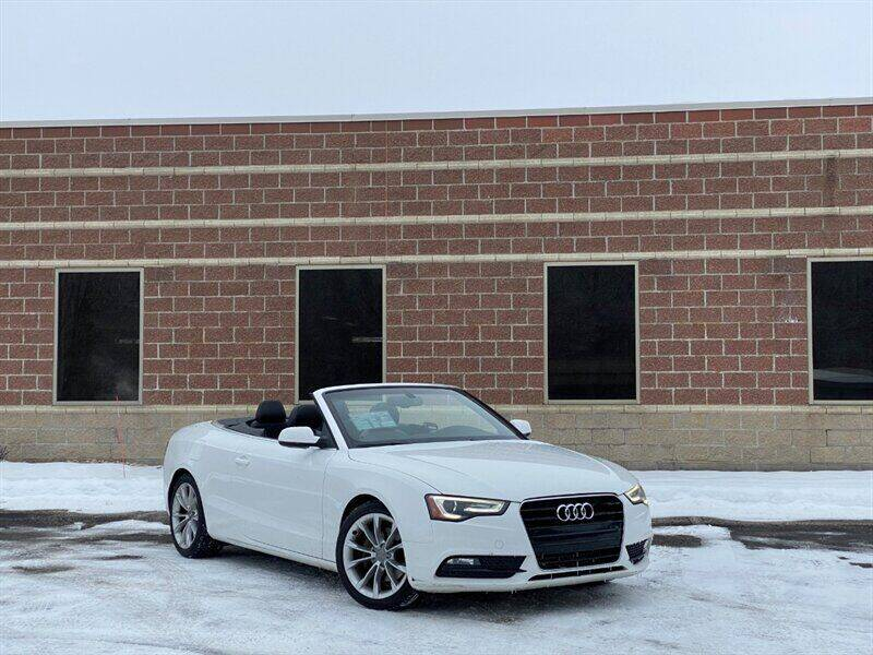2013 Audi A5 for sale at A To Z Autosports LLC in Madison WI