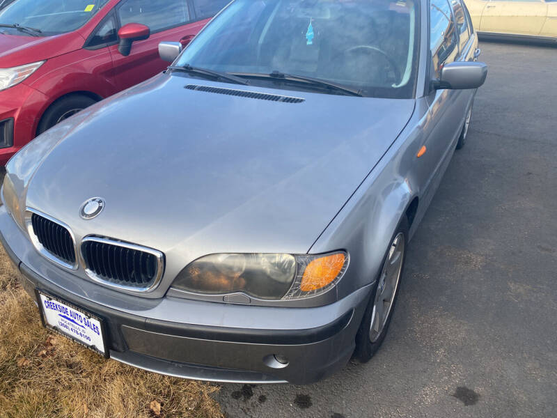 2005 BMW 3 Series for sale at Creekside Auto Sales in Pocatello ID