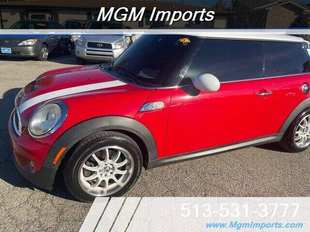 2009 MINI Cooper for sale at MGM Imports in Cincannati OH