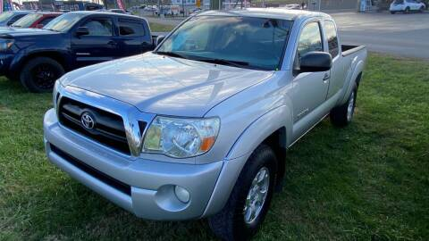 2006 Toyota Tacoma for sale at Wildcat Used Cars in Somerset KY