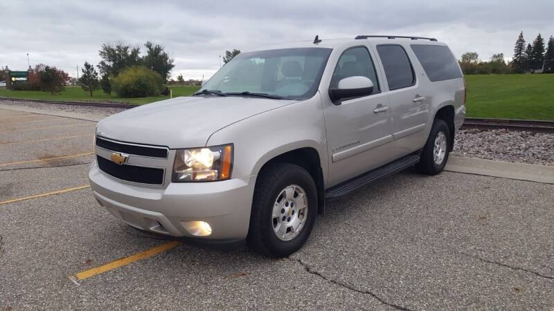 2008 Chevrolet Suburban for sale at Northstar Auto Brokers in Fargo ND