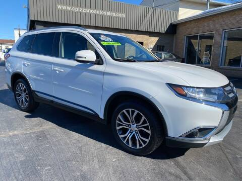 2017 Mitsubishi Outlander for sale at C Pizzano Auto Sales in Wyoming PA