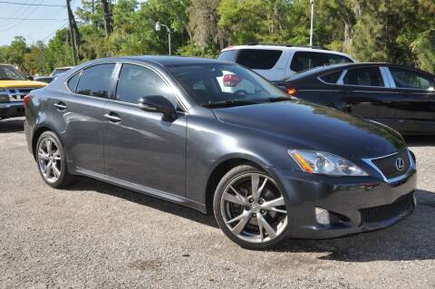2009 Lexus IS 250 for sale at Elite Motorcar, LLC in Deland FL