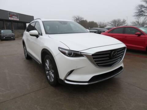 2020 Mazda CX-9 for sale at KIAN MOTORS INC in Plano TX