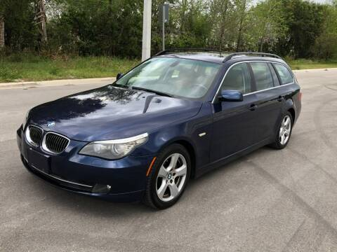 2008 BMW 5 Series for sale at EUROPEAN AUTO ALLIANCE LLC in Coral Springs FL