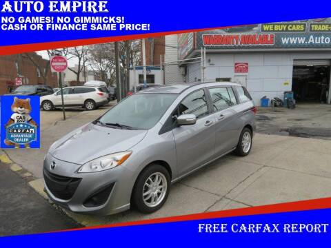 2014 Mazda MAZDA5 for sale at Auto Empire in Brooklyn NY
