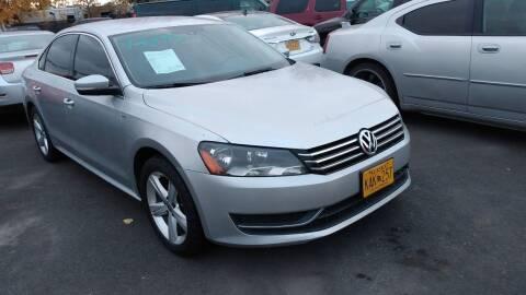 2014 Volkswagen Passat for sale at ALASKA PROFESSIONAL AUTO in Anchorage AK