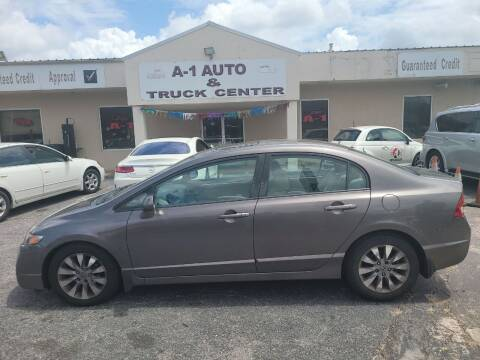 2010 Honda Civic for sale at A-1 AUTO AND TRUCK CENTER in Memphis TN