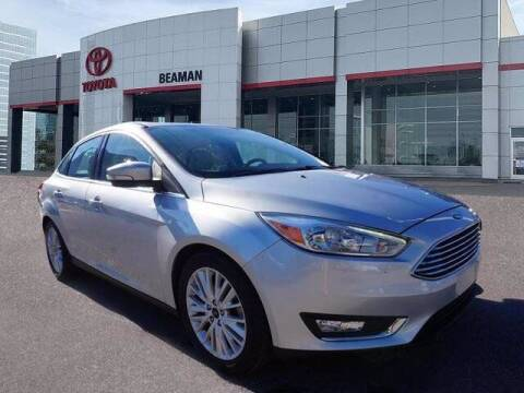 2018 Ford Focus for sale at BEAMAN TOYOTA in Nashville TN