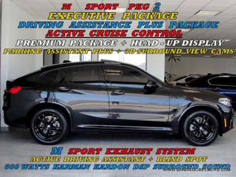 2019 BMW X4 for sale at SAN DIEGO BEEMERS in San Diego CA