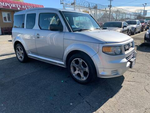 2007 Honda Element for sale at Imports Auto Sales Inc. in Paterson NJ