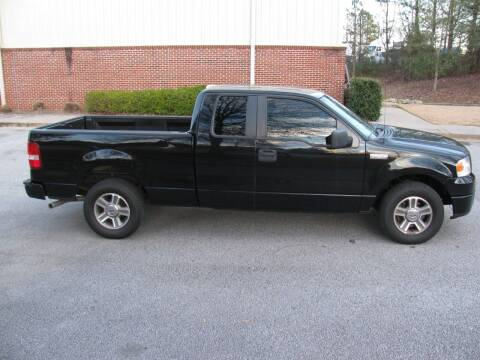 2008 Ford F-150 for sale at Automotion Of Atlanta in Conyers GA