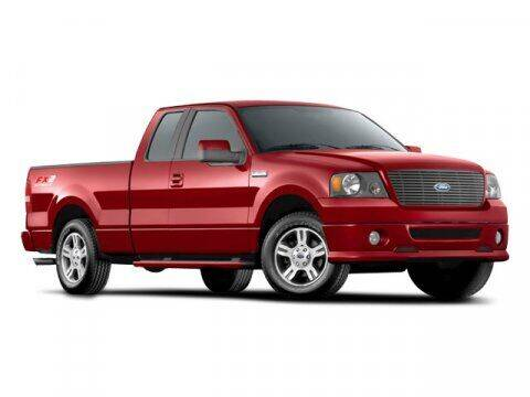 2008 Ford F-150 for sale at WOODLAKE MOTORS in Conroe TX