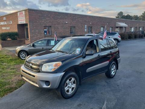 2004 Toyota RAV4 for sale at ARA Auto Sales in Winston-Salem NC