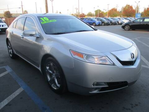 2010 Acura TL for sale at Choice Auto & Truck in Sacramento CA