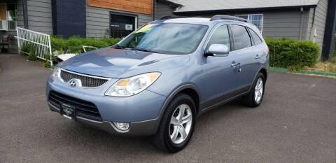 2007 Hyundai Veracruz for sale at Persian Motors in Cornelius OR