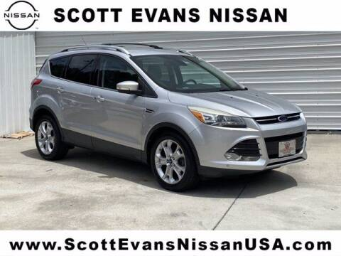 2014 Ford Escape for sale at Scott Evans Nissan in Carrollton GA