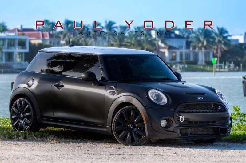 2014 MINI Hardtop for sale at PAUL YODER AUTO SALES INC in Sarasota FL