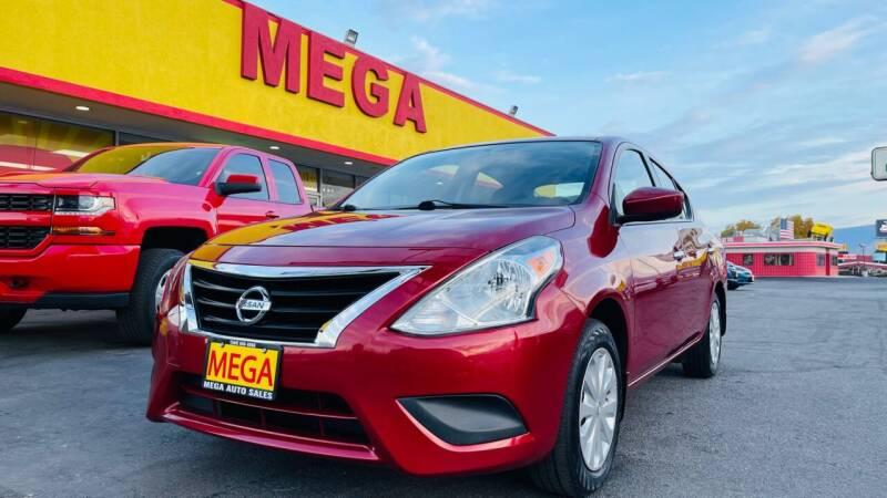 2015 Nissan Versa for sale at Mega Auto Sales in Wenatchee WA