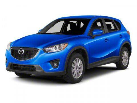 2013 Mazda CX-5 for sale at Wally Armour Chrysler Dodge Jeep Ram in Alliance OH