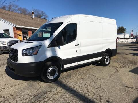 2019 Ford Transit Cargo for sale at J.W.P. Sales in Worcester MA