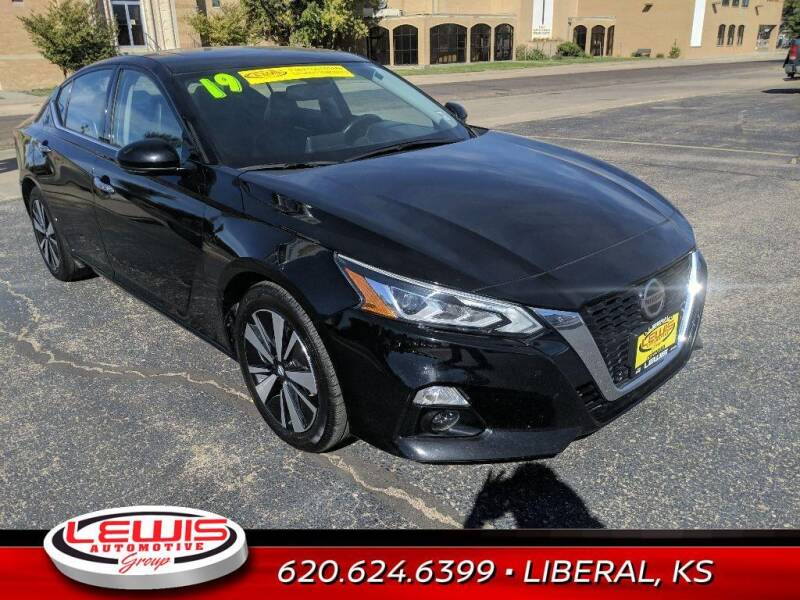 2019 Nissan Altima for sale at Lewis Chevrolet Buick Cadillac of Liberal in Liberal KS