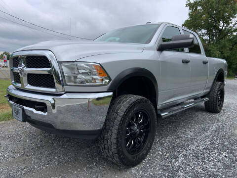 2018 RAM Ram Pickup 2500 for sale at Priority One Auto Sales - Priority One Diesel Source in Stokesdale NC