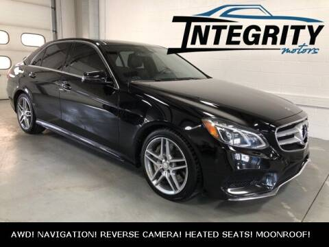 2014 Mercedes-Benz E-Class for sale at Integrity Motors, Inc. in Fond Du Lac WI
