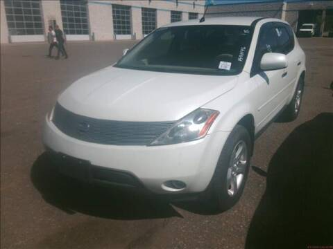 2004 Nissan Murano for sale at The PA Kar Store Inc in Philladelphia PA
