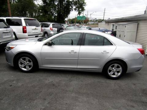 2014 Chevrolet Malibu for sale at American Auto Group Now in Maple Shade NJ