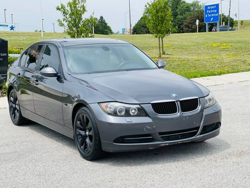 2008 BMW 3 Series for sale at Airport Motors in Saint Francis WI