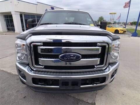 2015 Ford F-250 Super Duty for sale at Show Me Auto Mall in Harrisonville MO
