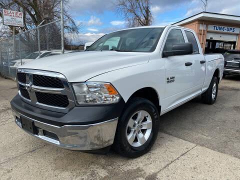 2015 RAM Ram Pickup 1500 for sale at Seaview Motors and Repair LLC in Bridgeport CT