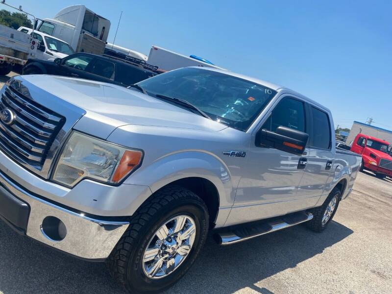 2010 Ford F-150 for sale at BSA Used Cars in Pasadena TX
