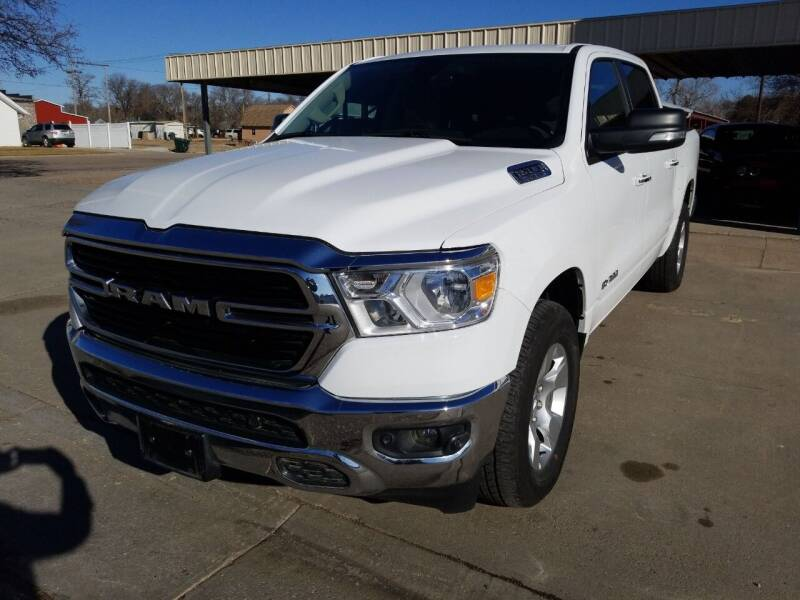 2020 RAM Ram Pickup 1500 for sale at Faw Motor Co - Faws Garage Inc. in Arapahoe NE