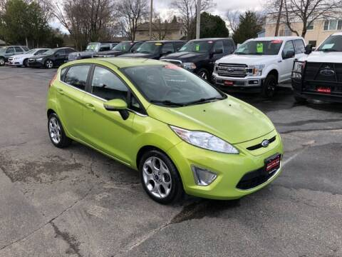 2013 Ford Fiesta for sale at WILLIAMS AUTO SALES in Green Bay WI