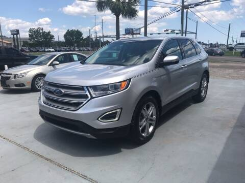 2015 Ford Edge for sale at Advance Auto Wholesale in Pensacola FL