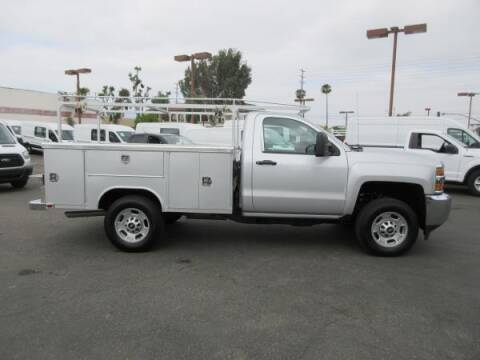 2018 Chevrolet Silverado 2500HD for sale at Norco Truck Center in Norco CA