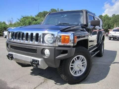 2008 HUMMER H3 for sale at Atlanta Luxury Motors Inc. in Buford GA