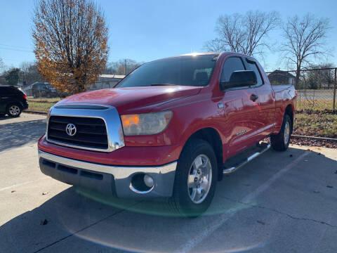 2007 Toyota Tundra for sale at Diana Rico LLC in Dalton GA