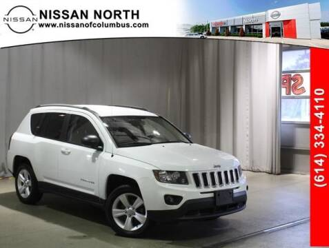 2016 Jeep Compass for sale at Auto Center of Columbus in Columbus OH