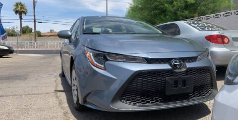 2020 Toyota Corolla for sale at CASH OR PAYMENTS AUTO SALES in Las Vegas NV