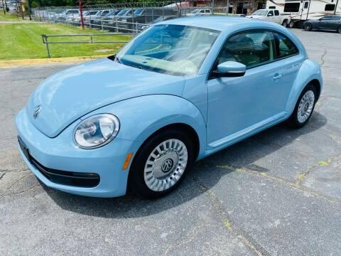 2015 Volkswagen Beetle for sale at University Auto Sales of Little Rock in Little Rock AR