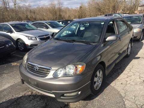 2008 Toyota Corolla for sale at Best Buy Auto Sales in Murphysboro IL