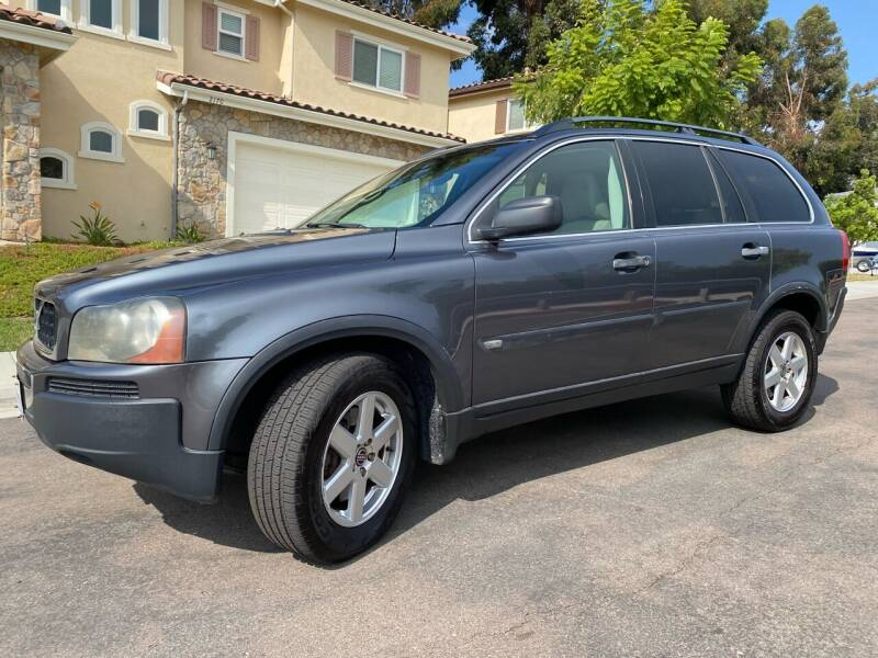 2006 Volvo XC90 for sale at CALIFORNIA AUTO GROUP in San Diego CA