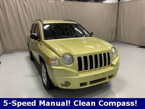 2010 Jeep Compass for sale at Vorderman Imports in Fort Wayne IN