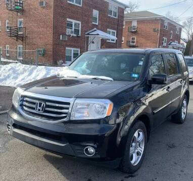 2014 Honda Pilot for sale at Broadway Garage of Columbia County Inc. in Hudson NY