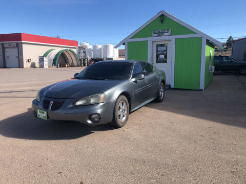 2005 Pontiac Grand Prix for sale at Independent Auto in Belle Fourche SD