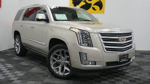 2017 Cadillac Escalade for sale at Carousel Auto Group in Iowa City IA