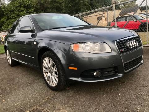 2008 Audi A4 for sale at Twins Motors in Charlotte NC